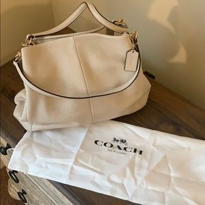 Gently used Coach bag.